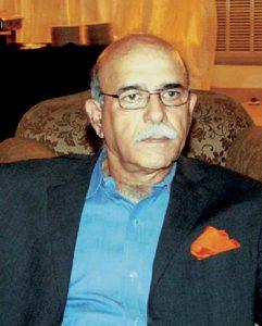 Ambassador (R) Irfan-ur-Rehman Raja