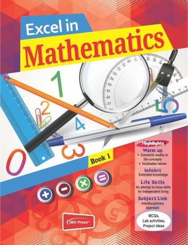 Excel in Mathematics 1