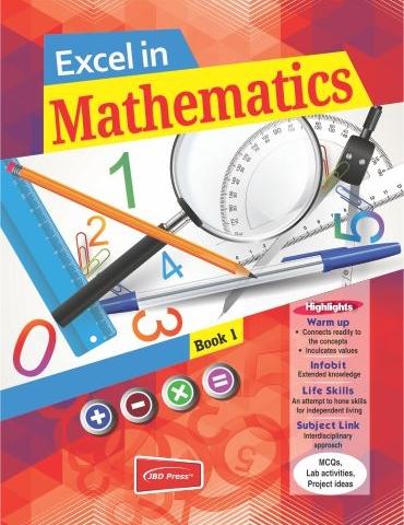 Excel in Mathematics 1