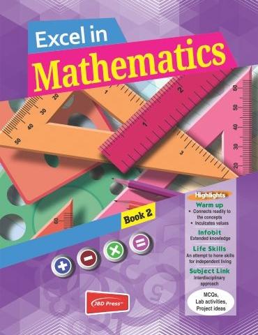 Excel in Mathematics 2