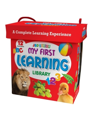 My First Learning Collection Library 12 in 1