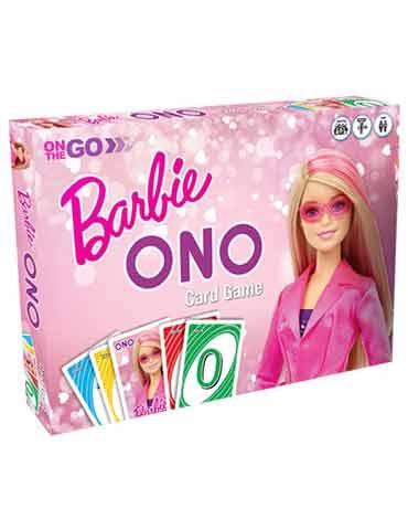 Barbie ONO Card Game