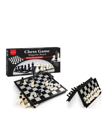 Chess Game (With Magnet)