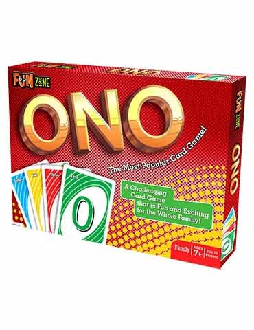 Family ONO Card Game