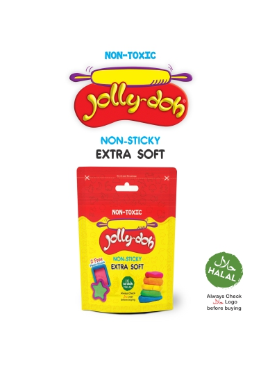 Jolly Doh Pack of 1