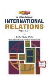 International Relation (Ikram Rabani)