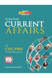 To the Point Current Affairs