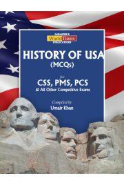 History of USA (MCQs)