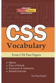 CSS Vocabulary