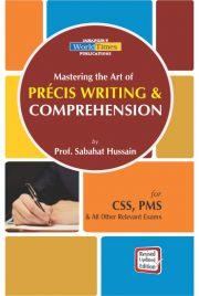 Mastering The art of Precis & Comprehension