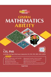 General Mathematics & Ability