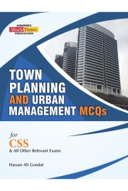 Town Planing and Urban Management MCQs