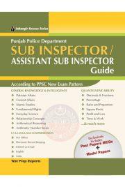Sub Inspector Guide / ASI Guide