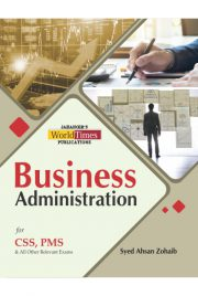 Business Administration (Syed Ahsen)