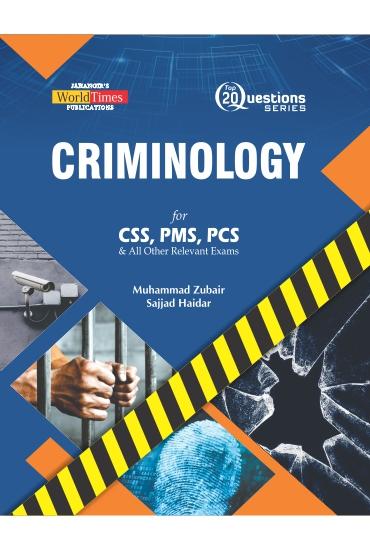 Criminology 20 Question