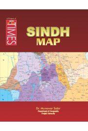 Sindh Map