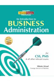 An Introduction to Business Administration