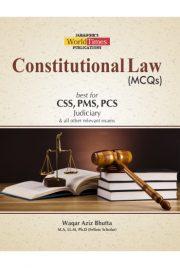 Constitutional Law (MCQs)