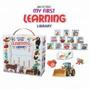 12 board book for little learners