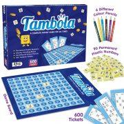 Tombala family board gaem